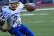2015-PRESS-SPARTANS CRUISE TO 54th STRAIGHT WIN